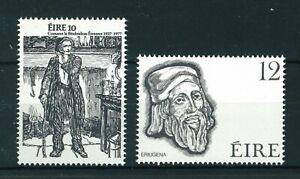 Ireland 1977 Anniversaries full set of stamps. MNH. Sg 411-412