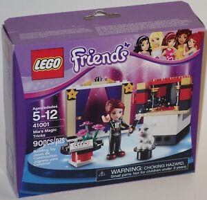 LEGO 41001 FRIENDS Mia's Magic Tricks set - RARE RETIRED MAGICIAN