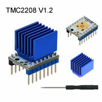 TMC2208 V1.2 Stepstick Stepper Motor Mute Driver Module Heatsink 3D Printer Part