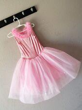 ACTING OUT 3 4 5 6 MUSICAL TUTU DRESS Swan Lake MUSIC BOX INSIDE Pink Ballerina
