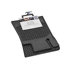 🔥Genuine All Season Floor Mat Set Black for Mercedes-Benz R172 SLK SLC Class 🔥