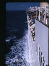 1965 kodachrome photo slide MS Gripsholm SAL ship