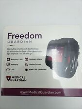 Freedom Guardian Wearable Medical Guardian Smartwatch Technology