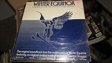 WINTER EQUINOX SOUNDTRACK LP FESTIVAL FUNK DENNIS DRAGON SEALED