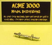 Spot On Tri-ang 191 Sunbeam Alpine Repro Chrome Plastic Rear Bumper