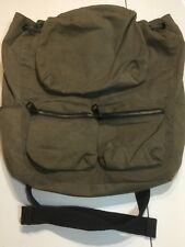 Urban Outfitters Green laptop Rucksack Backpack Canvas NWOT