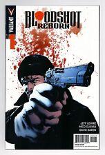 BLOODSHOT REBORN #1 1:60 GUICE VARIANT BAGGED BOARDED VALIANT COMICS VEI VF/FN