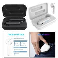 Casques Bluetooth 5.0 sans fil étanches Écouteurs tactiles pour écouteurs