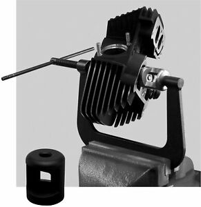 JIM'S MACHINING VALVE SPRING COMPRESSOR 988 TOOLS ENGINE