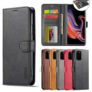 Samsung Galaxy Note 20 / Ultra Hülle Schutzhülle leder Case Handyhülle wallet