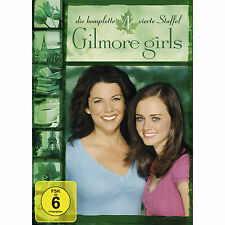 GILMORE GIRLS - komplette Season Staffel 4 -  Pappschuber  * NEU OVP * (6DVDs)