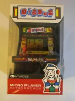 "My Arcade 6"" Dig Dug Handheld Retro Video Game Micro Player New in Box"
