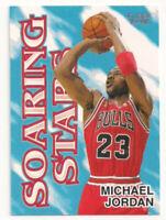 1997-98 Fleer Michael Jordan Soaring Stars