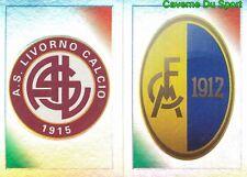 556 SCUDETTO ITALIA LIVORNO / MODENA.FC STICKER CALCIATORI 2012 PANINI