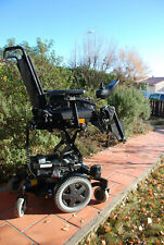 fauteuil roulant electrique 6 roues invacare comme neuf