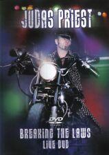 JUDAS PRIEST - Breaking the Laws DVD #59738