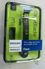Philips Norelco OneBlade Hybrid Electric Trimmer and Shaver Mens Shaver New