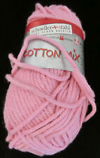 (49,80 €/kg): 500 Gramm  Schoeller+Stahl Cotton Mix, Fb. 05 rosa #1645