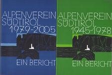 Alpenverein Südtirol: 1945-1978: ein Bericht - Alpenverein Südtirol: 1979-2005:
