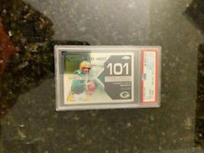 2007 Topps CHROME COLLECTION #BF101 BRETT FAVRE........PSA 10 GEM MINT!
