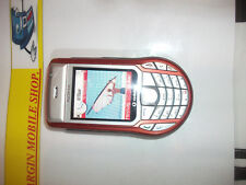 Nokia 6630 - Red (VODAPHONE SPAIN) Smartphone***MISSING SIM TRAY HOLDER***