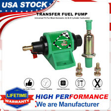 Universal Diesel Electronic Fuel Pump 4-7 PSI 12 Volt Self Priming Transfer
