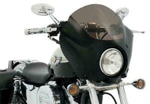 Memphis Shades MEM7171 Black Gauntlet Fairing