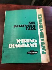 1979 Chevy Passenger Car Wiring Diagrams ST-359-79