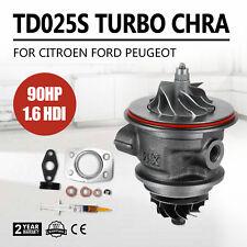TD02552-06T4 turbo cartridge CHRA 49173-07508 For Citroen Berlingo C3 C4 1.6 HDi