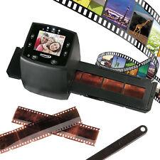 Photo Film & Negative Slide Scanner USB Transfer 35mm to Digital Images - New