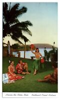 Northwest Orient Airlines Royal Aloha Service to Hawaii Postcard *5N(3)9