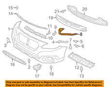 SUBARU OEM 10-14 Legacy Rear Bumper-Upper Bracket Left 57707AJ31A