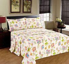 floral 100 cotton sheets u0026 pillowcases