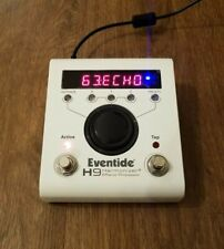 Eventide H9 Max - Barely Used with box and accessories.