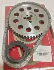 Engine Timing Set S.A. GEAR 78537T-9R Big Block Chevy 454 Gen VI Billet Race Set