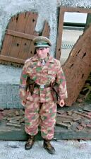 GERMAN ARMY  WWII M43 STYLE TUNIC AND TROUSERS IN MARSH CAMO