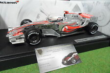 F1 McLAREN MP4-22 ALONSO 2007 au 1/18 HOT WHEELS MATTEL K6633 voiture formule 1