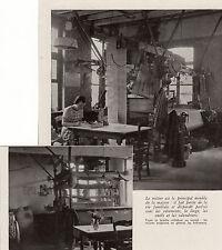 02 PREMONT LE METIER PRINCIPALE MEUBLE DE LA MAISON IMAGE 1942 PRINT