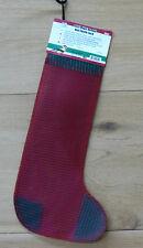 Songbird Essentials Regular Holiday Nyjer Thistle Sack Red Green Bird Feeder