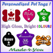 Pet ID Dog Cat Tag Name Tags PETTAGS BUY 2 get 3rd FREE