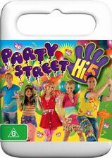 Hi-5 Party Street (DVD, 2008)