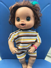 """Romper Jumpsuit Fits 15"""" Bitty Baby or Baby Alive Twins Doll Clothes"""