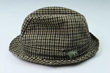 Chapeau tweed pêche chasse t 59 JOSEPH WILSON & Sons Irish fishing hat s 7 1/4