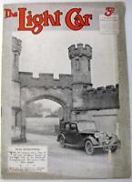 The LIGHT CAR 4 Feb 1938 Original Motoring Car Magazine