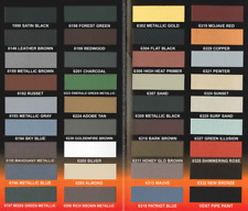 Stove Bright High Temp Spray Paint - Up To 1200 Degrees - 26 Colors To Pick From