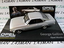 OPE128 1/43 IXO designer serie OPEL collection : MANTA A G.GALLION