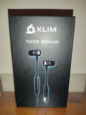 Écouteurs intra-auriculaires KLIM Fusion Bluetooth Sans-fil Neuf jamais ouvert