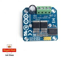 High Power Motor Driver Module BTS7960 43A for Arduino Intelligent Vehicle Robot