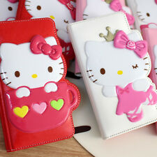 Genuine Hello Kitty Enamel Flip Case Galaxy Note 10/Note 10 Plus made in Korea