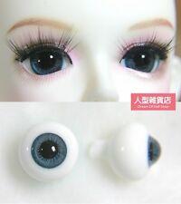 14mm  For BJD DOD AOD MK OK RD Doll Dollfie Glass Eyes Outfit blue 68